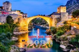 Doček Nove godine 2020 – Mostar