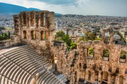 Get to know Athens at the cradle of civilization