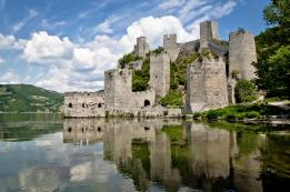 Golubac - Mysterious city at the entrance to the Djerdap national park