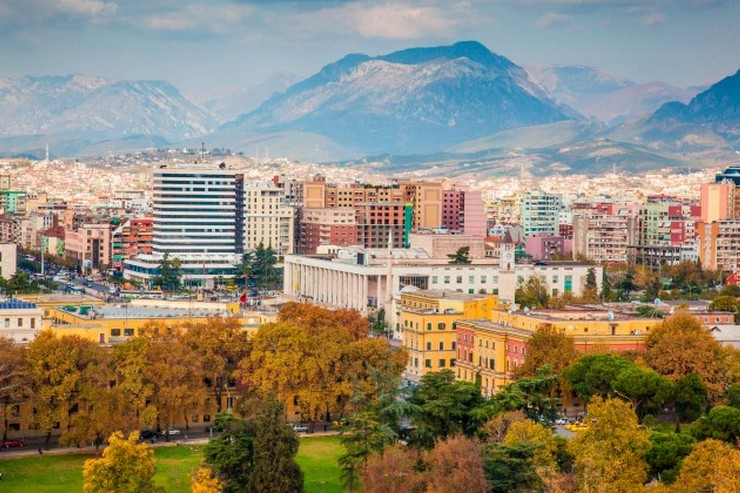 Blog | Tirana: The City Of Mercedes And Colorful Facades