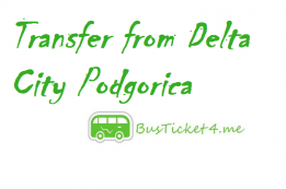Transfer - Delta City Podgorica