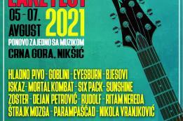 Uz BusTicket4.Me na Lake Fest 2021