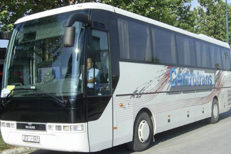 Bus Carrier Centrotrans I Sarajevo Contact Timetables Passenger Reviews