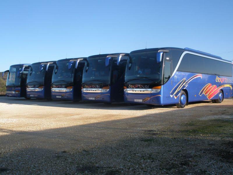 Bus Carrier Crnja Tours D O O Rovinj Contact Timetables Passenger Reviews