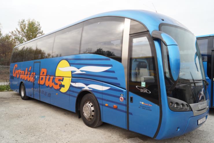 Autobusni Prijevoznik Croatia Bus Zagreb Za Promet I Turizam D O O Kontakt Podaci Vozni Red Recenzije Putnika
