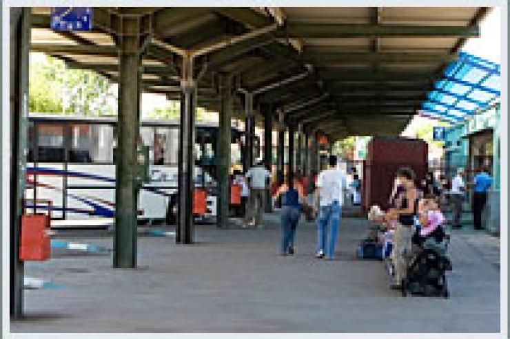 Stazione degli autobus Banja-Luka
