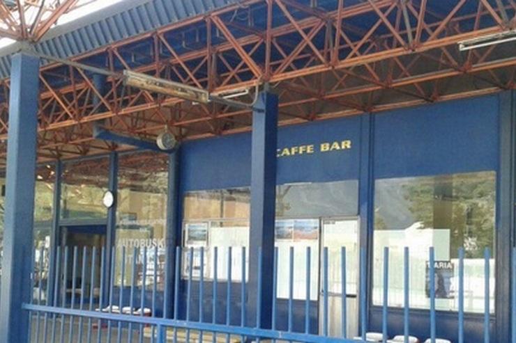 Stazione degli autobus Bar