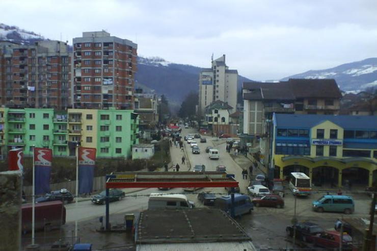 Автобусная станция Bielo-Pole