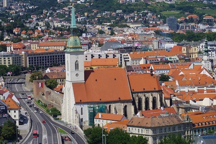 Stazione degli autobus Bratislava