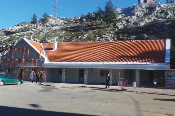 Autobuska stanica Cetinje