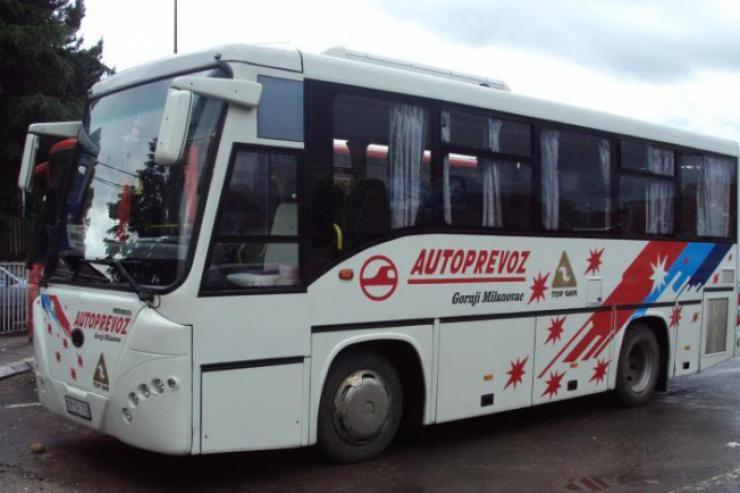 Autobuska stanica Gornji-Milanovac