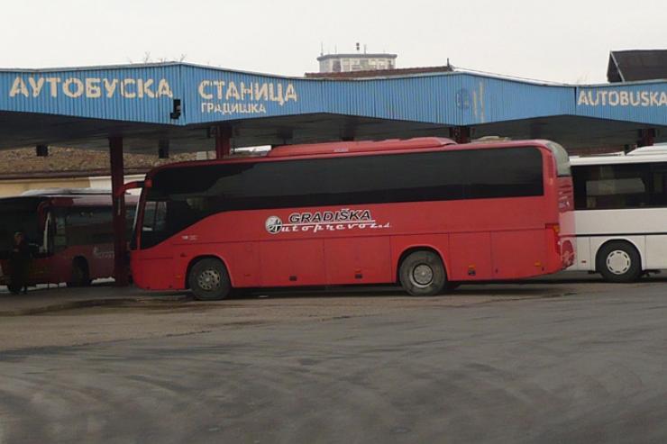 Autobuska stanica Gradiska