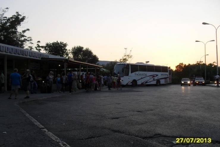 Bus Station Herceg Novi Timetable Departures And Arrivals Herceg Novi