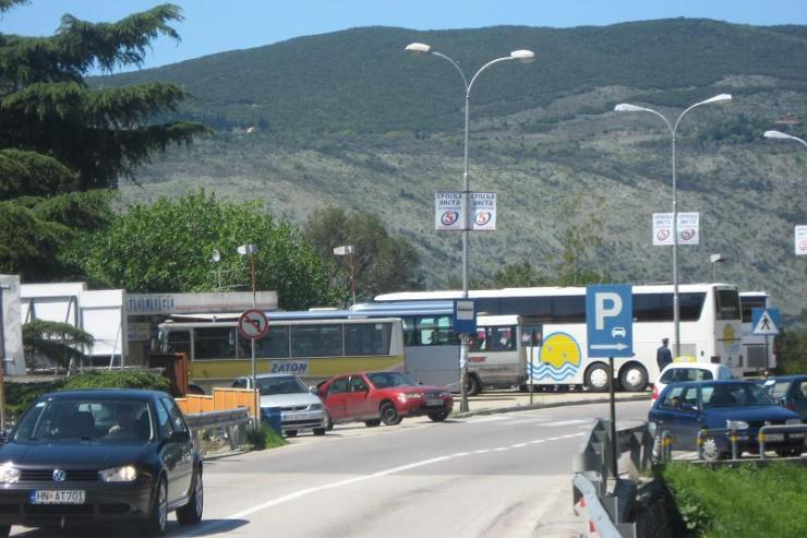 Bus station Herceg-Novi