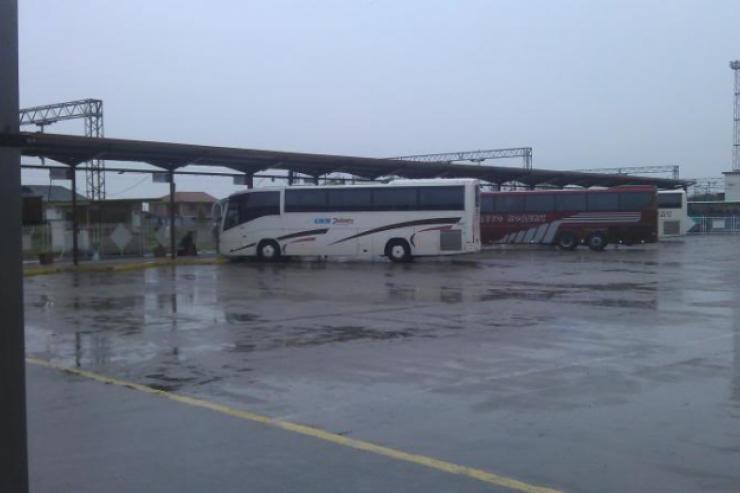 Autobuska stanica Jagodina