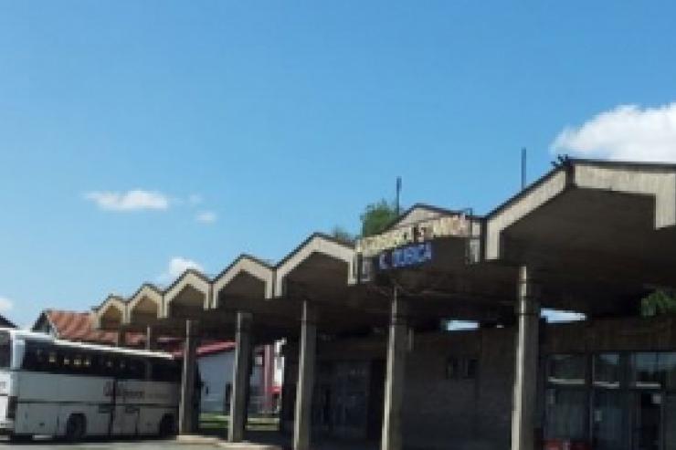 Autobuska stanica Kozarska-Dubica