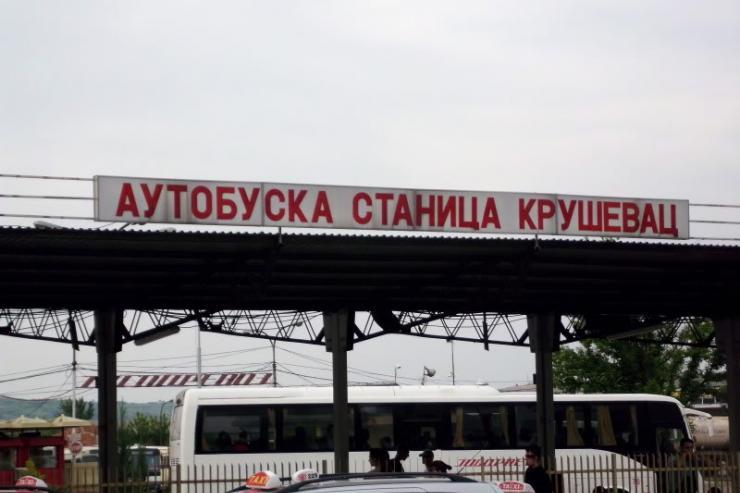 Autobuska Stanica Krusevac Red Voznje Polasci I Dolasci Krusevac
