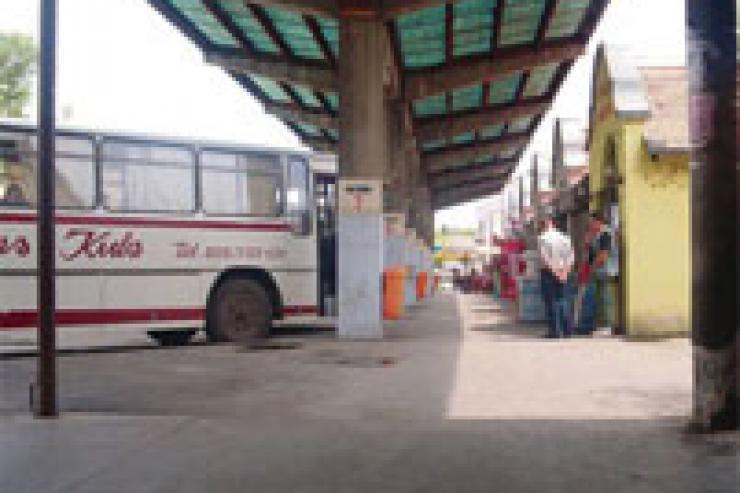 Autobuska stanica Kula