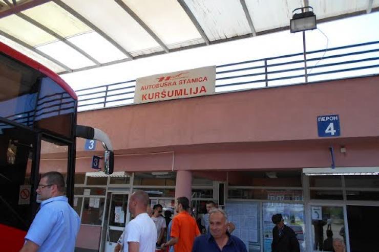 Autobuska stanica Kursumlija