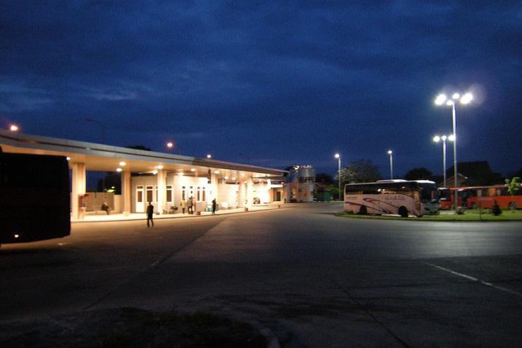 Autobuska stanica Leskovac-As