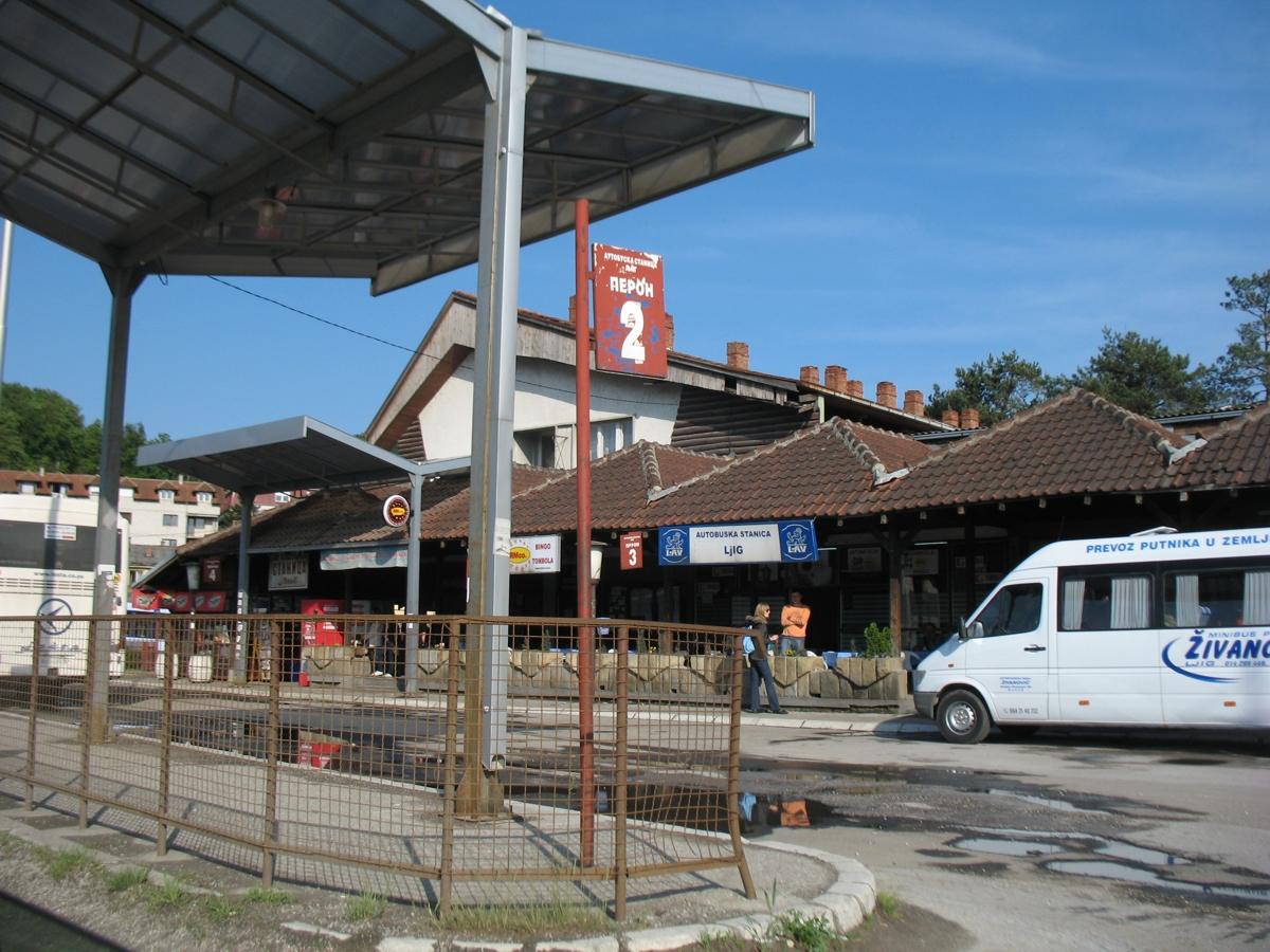 Autobuska Stanica Ljig Red Voznje Polasci I Dolasci Ljig