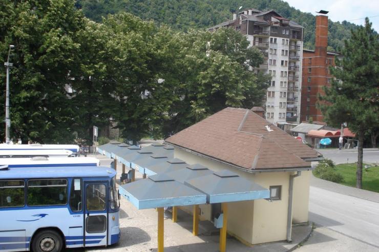 Autobuska stanica Mali-Zvornik