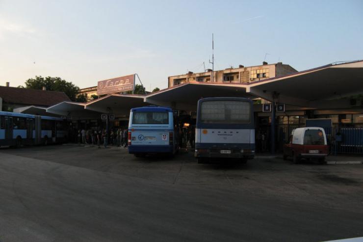 Autobuska stanica Mladenovac