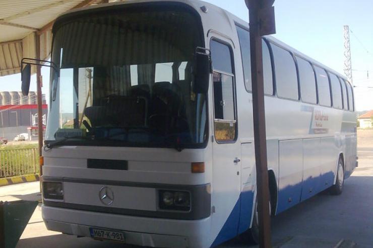Autobuska stanica Modrica