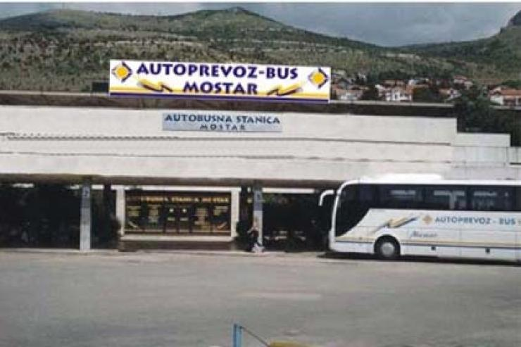 Bus Station Mostar Timetable Departures And Arrivals Mostar