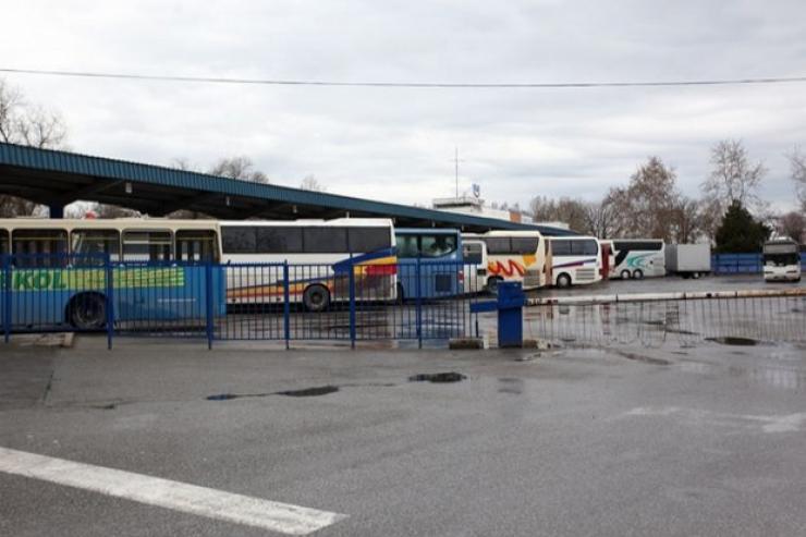 Autobuska stanica Mrkonjic-Grad
