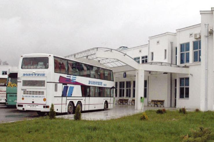 Аутобуска станица Niksic