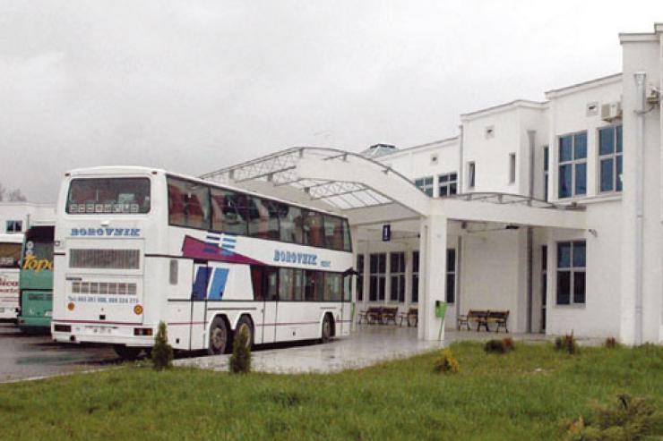 Autobuska stanica Niksic