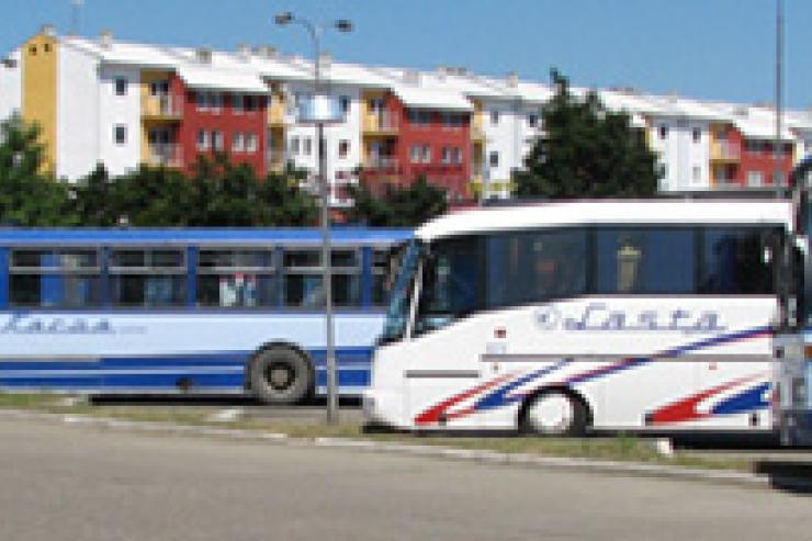 Autobuska stanica Obrenovac