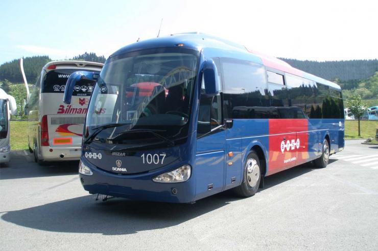 Bus station Pljevlja
