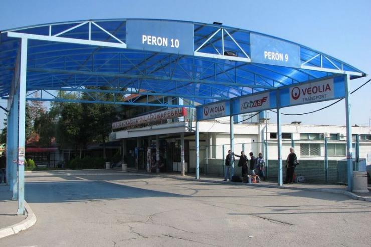 Autobuska stanica Pozarevac-As