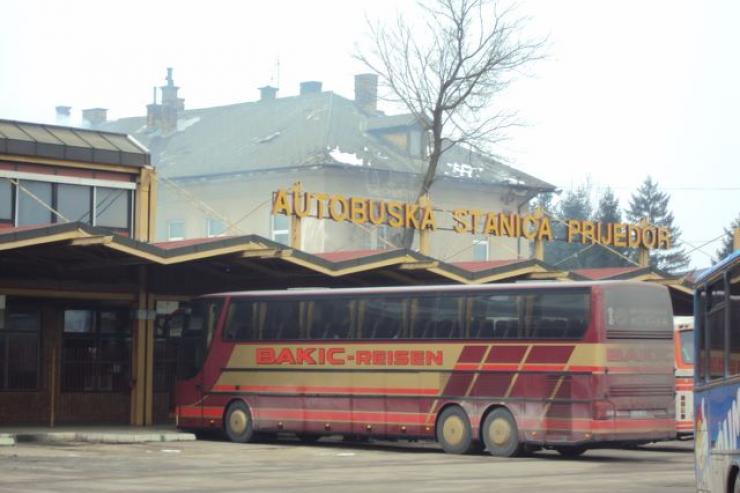 Autobuska stanica Prijedor