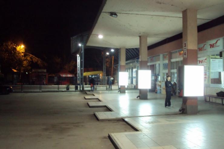Autobuska stanica Prokuplje