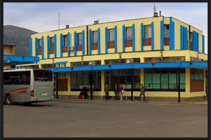 Autobuska stanica Raska