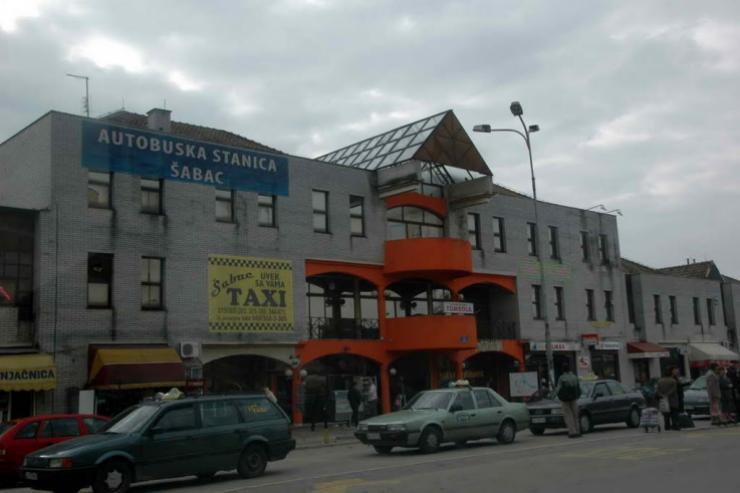 Autobuska stanica Sabac