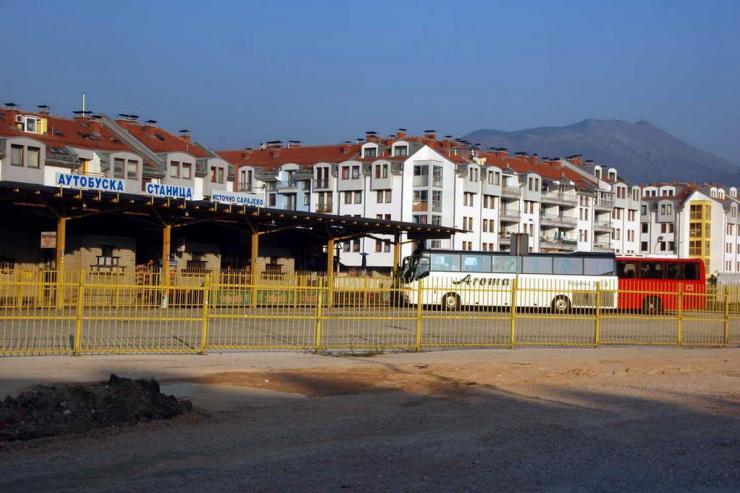 Autobuska Stanica Sarajevo Istocno Red Voznje Polasci I Dolasci Sarajevo Istocno