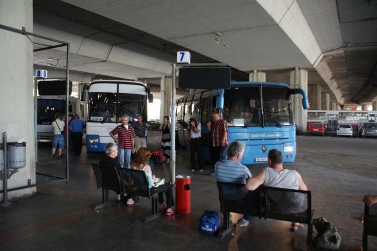Autobusni Kolodvor Skoplje Vozni Red Polasci I Dolasci Skoplje