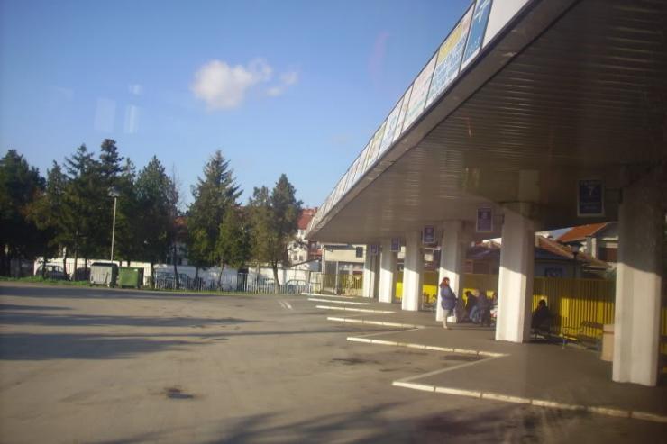Autobuska stanica Stara-Pazova