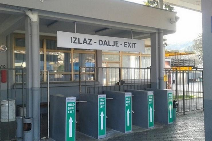 Autobuska stanica Ulcinj