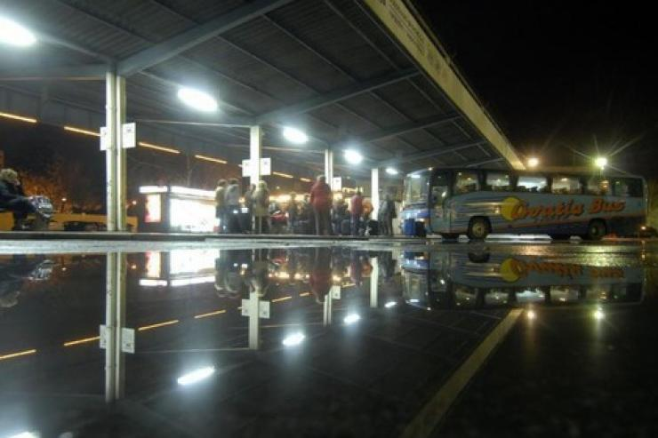 Autobusni Kolodvor Varazdin Vozni Red Polasci I Dolasci Varazdin