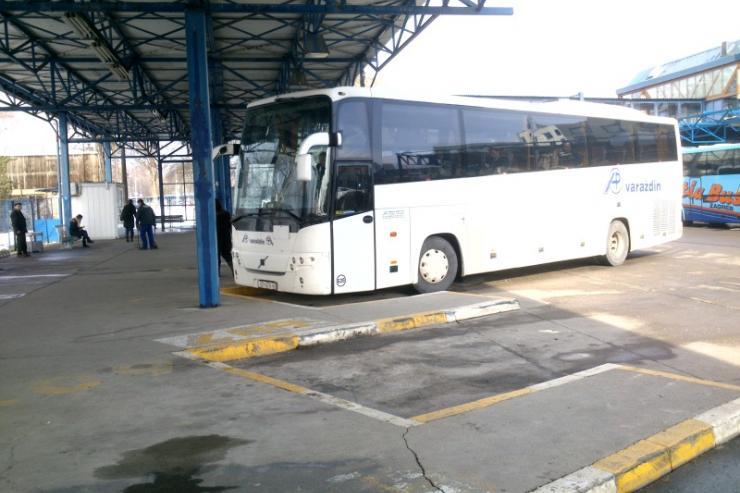 Autobuska stanica Varazdin