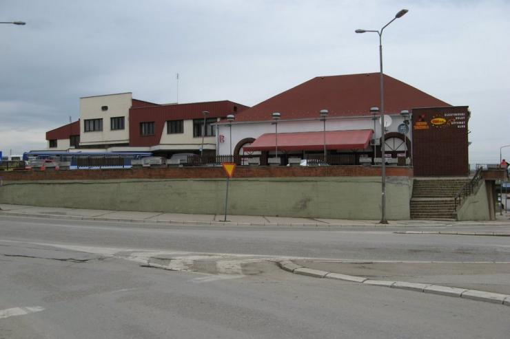 Bus station Velika-Plana