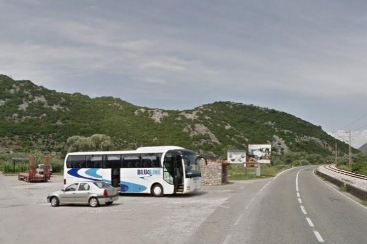 Autobuska stanica Virpazar