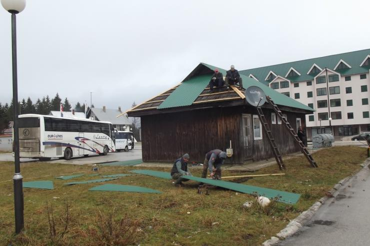 Autobuska stanica Zabljak