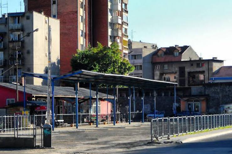 Bus station Zajecar