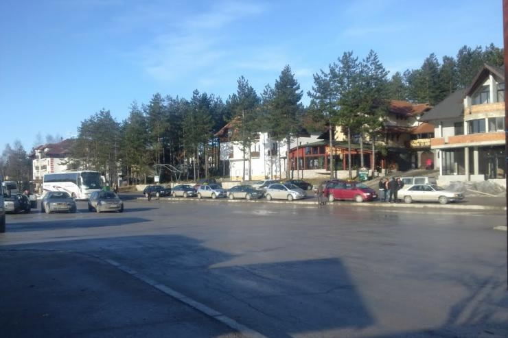 Bus station Zlatibor